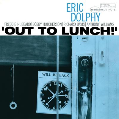 EricDolphy_OutToLunch_cover