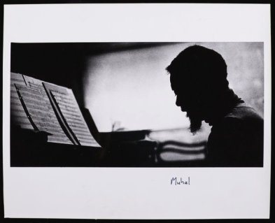 Photograph of Muhal Richard Abrams